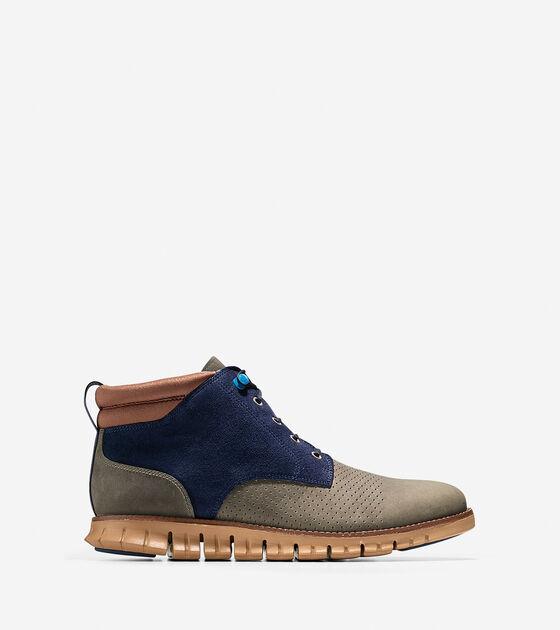 Shoes > ZERØGRAND Short Boot