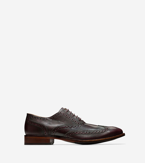 Shoes > Williams Wingtip Oxford