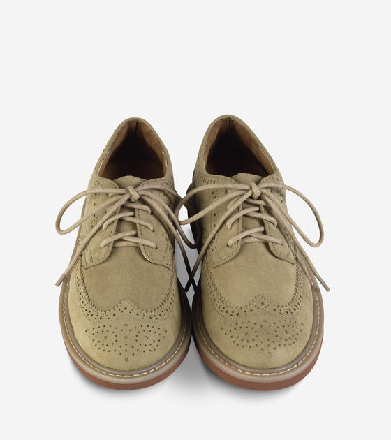 Boys' Franklin Wingtip