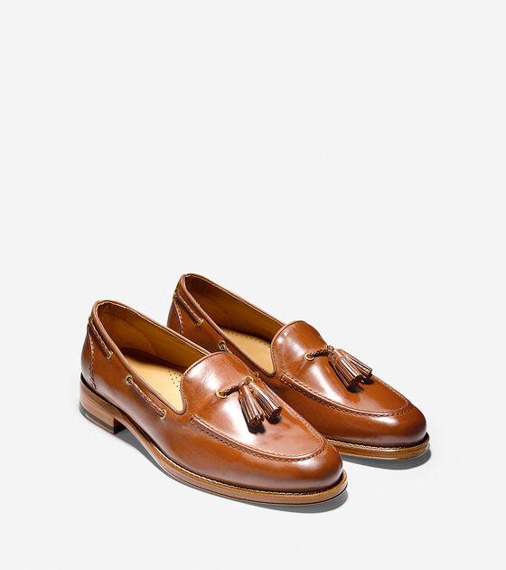 Brady Belgian Tassel Loafer