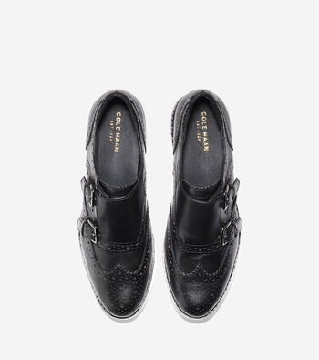Women's ØriginalGrand Double Monk Strap Oxford