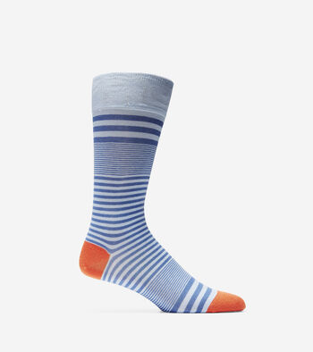 Skater Stripe Crew Socks