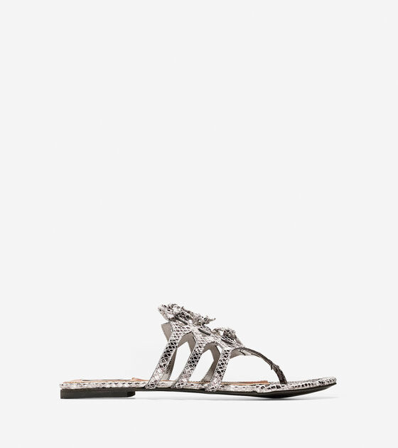 Shoes > Claudia Flat Sandal