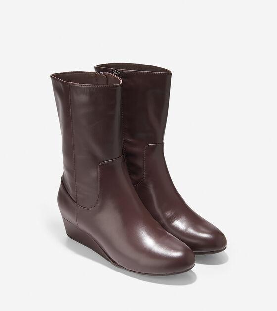 Tali Grand Short Waterproof Boot (40mm)