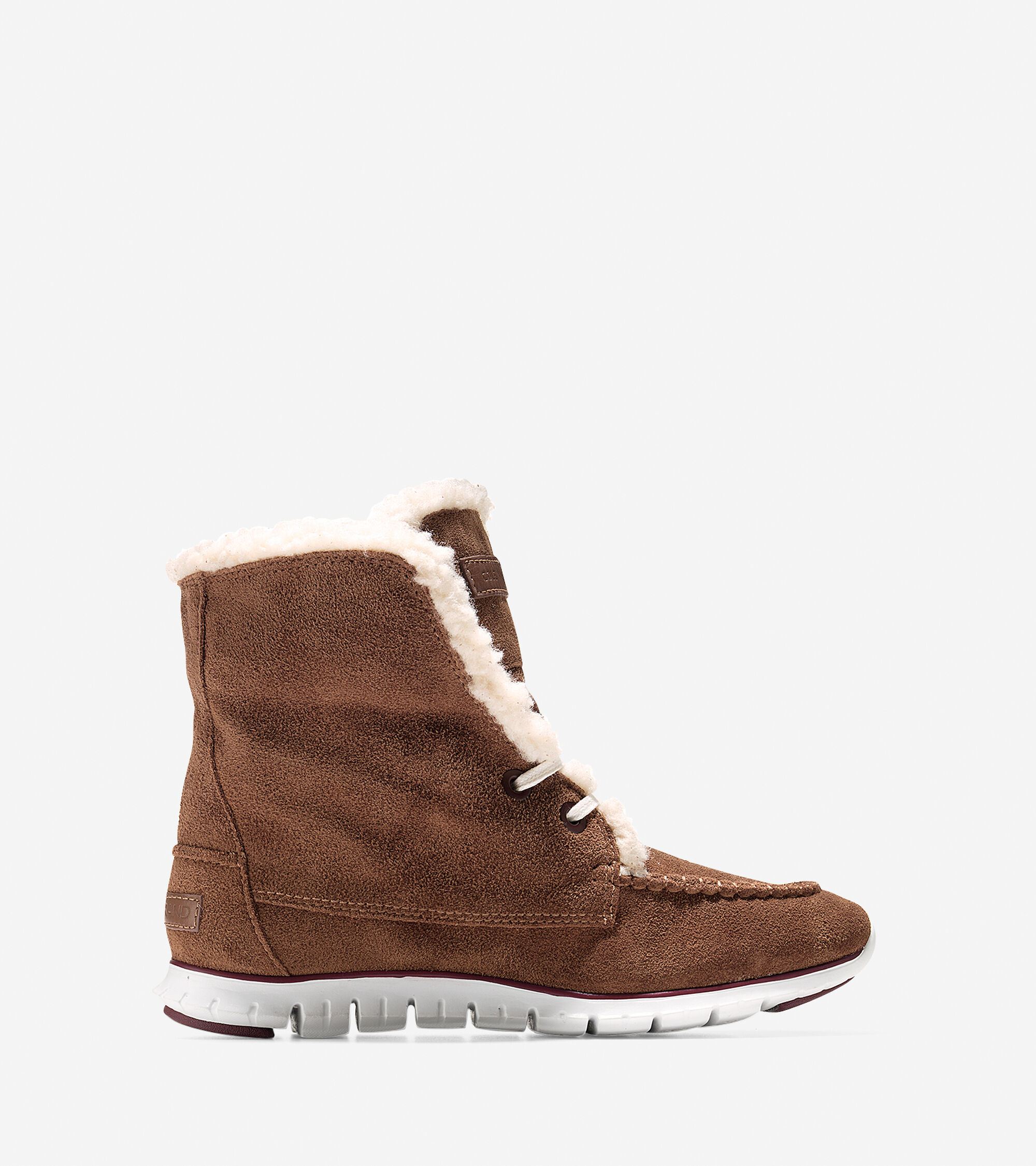 Shoes > ZERØGRAND Shearling Waterproof Chukka