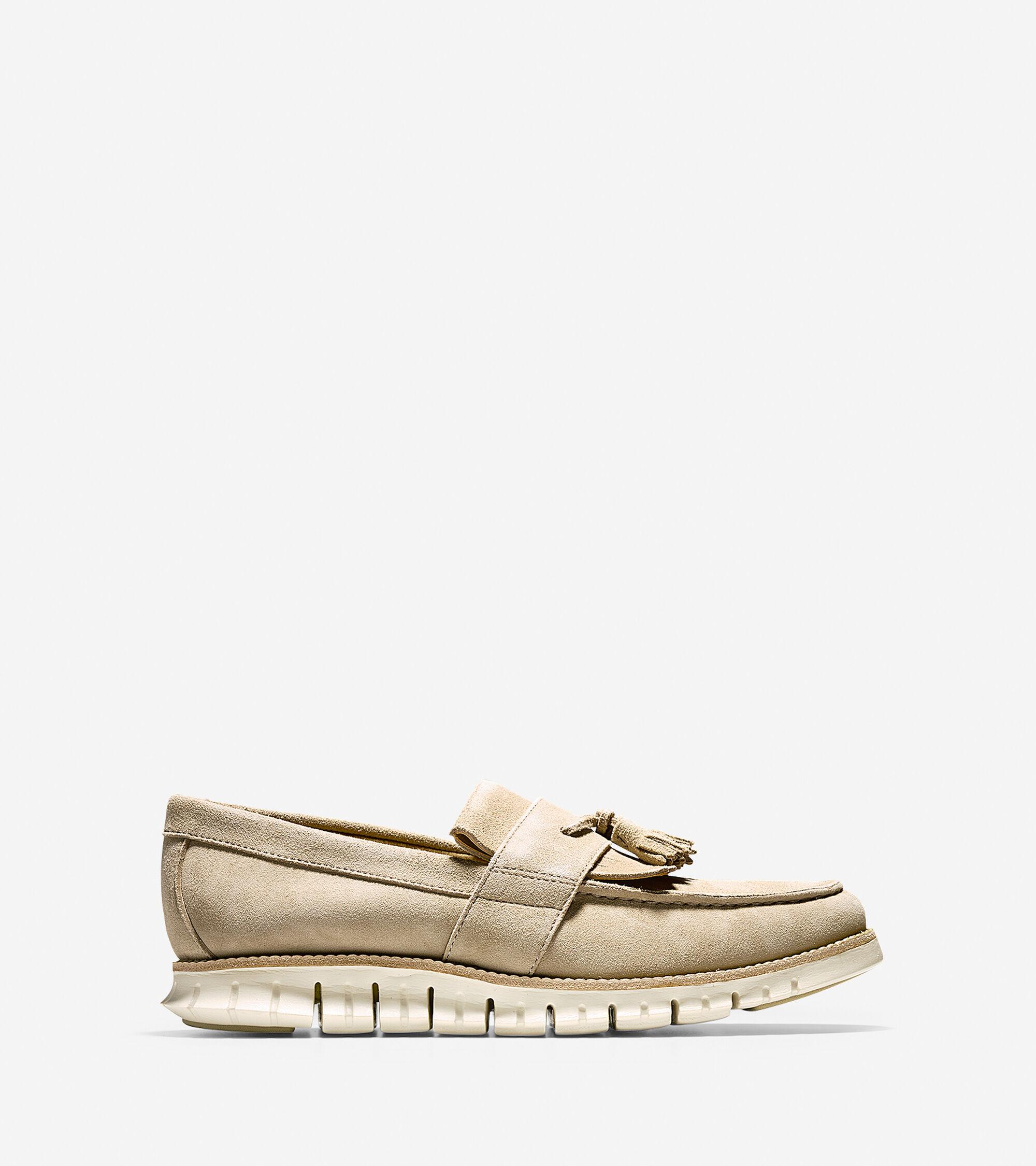 Shoes > ZERØGRAND Tassel Loafer