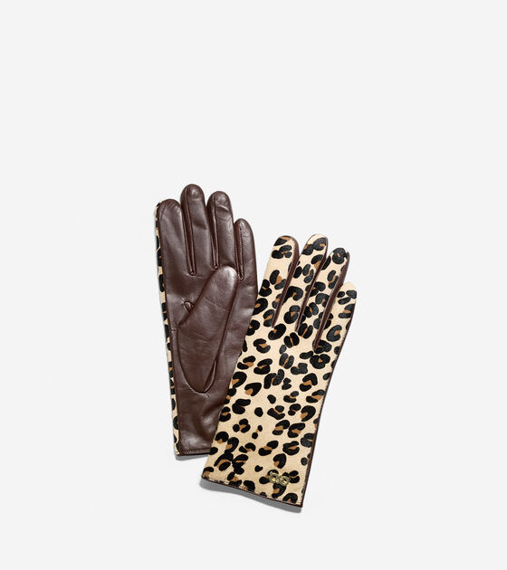 Accessories > Haircalf Leather Glove