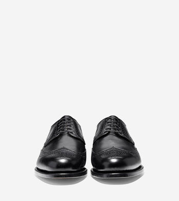 Maine Short Wingtip Oxford