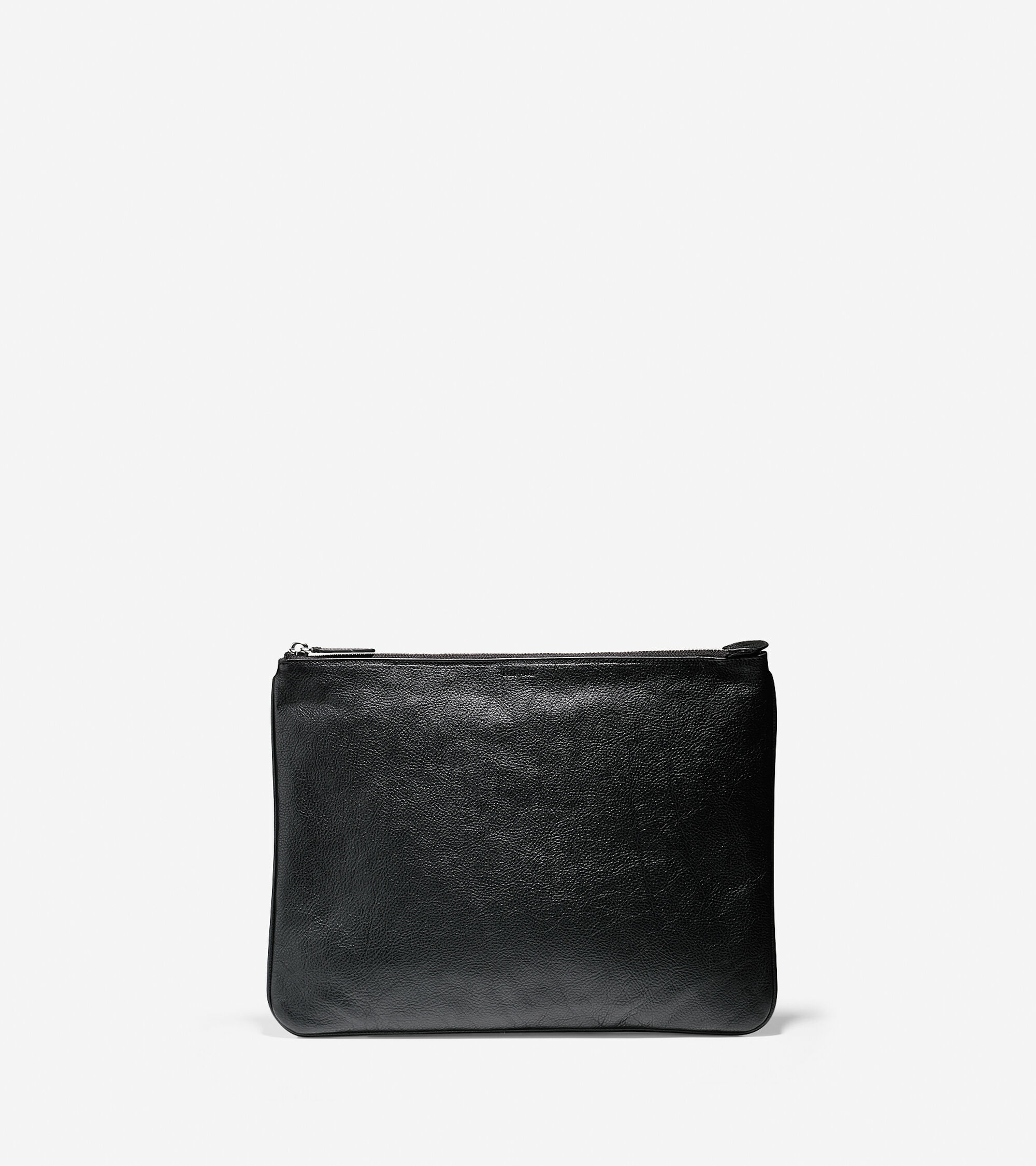 Accessories > Pebbled Leather Large Pouch