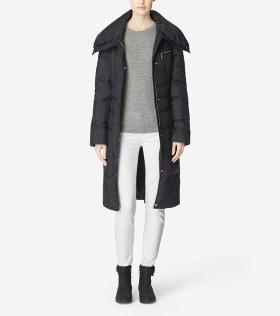 Outerwear > Long Down Coat