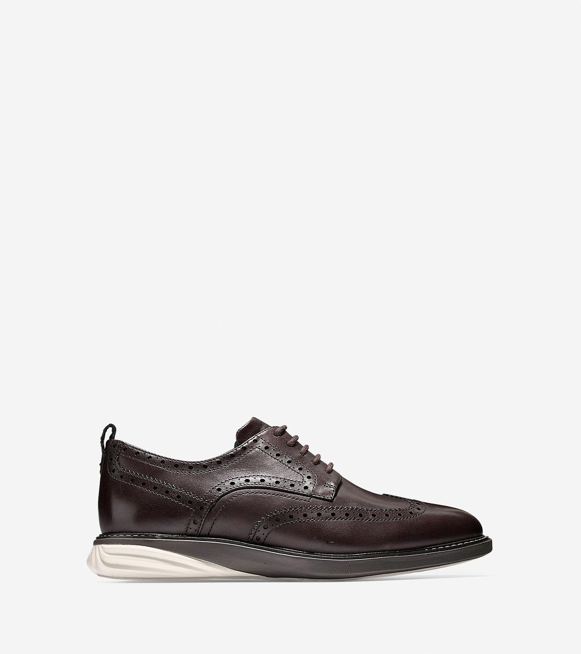 Cole Haan GrandEvolution Wingtip Oxford Shoes