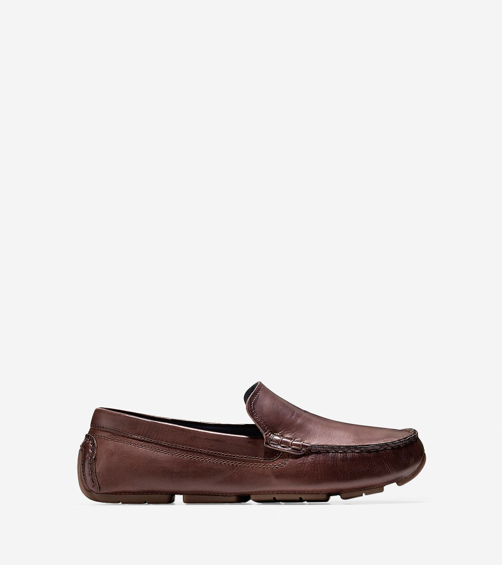 Cole Haan Monk Strap Loafer- Brown Size 12 M (H6)