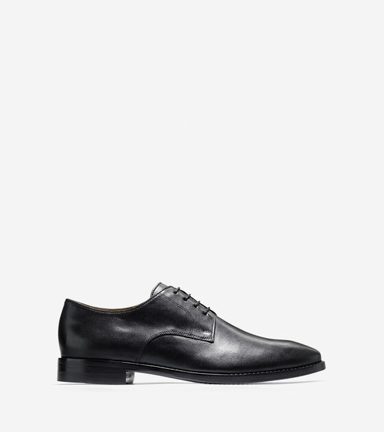 Oxfords > Cambridge Plain Toe Oxford