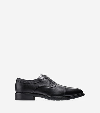 Warren Waterproof Cap Toe Oxford