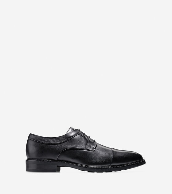 Shoes > Warren Waterproof Cap Toe Oxford
