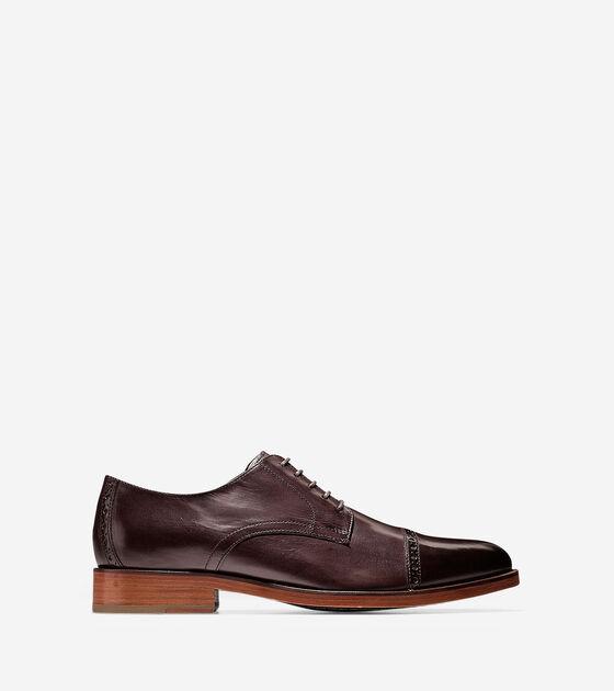 Shoes > Preston Grand Cap Toe Oxford