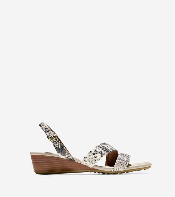 Sandals > Tali Grand Wedge Sandal (40mm)