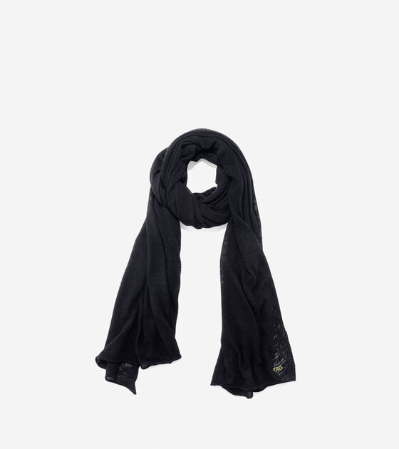 Bags & Outerwear > Cashmere Blend Scarf