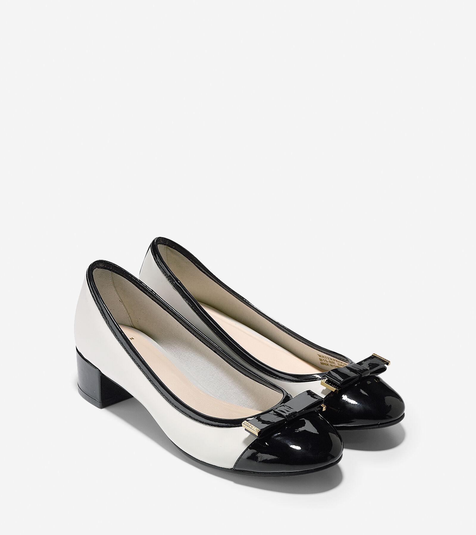 ... Kelsey Waterproof Block Heel (40mm) ...