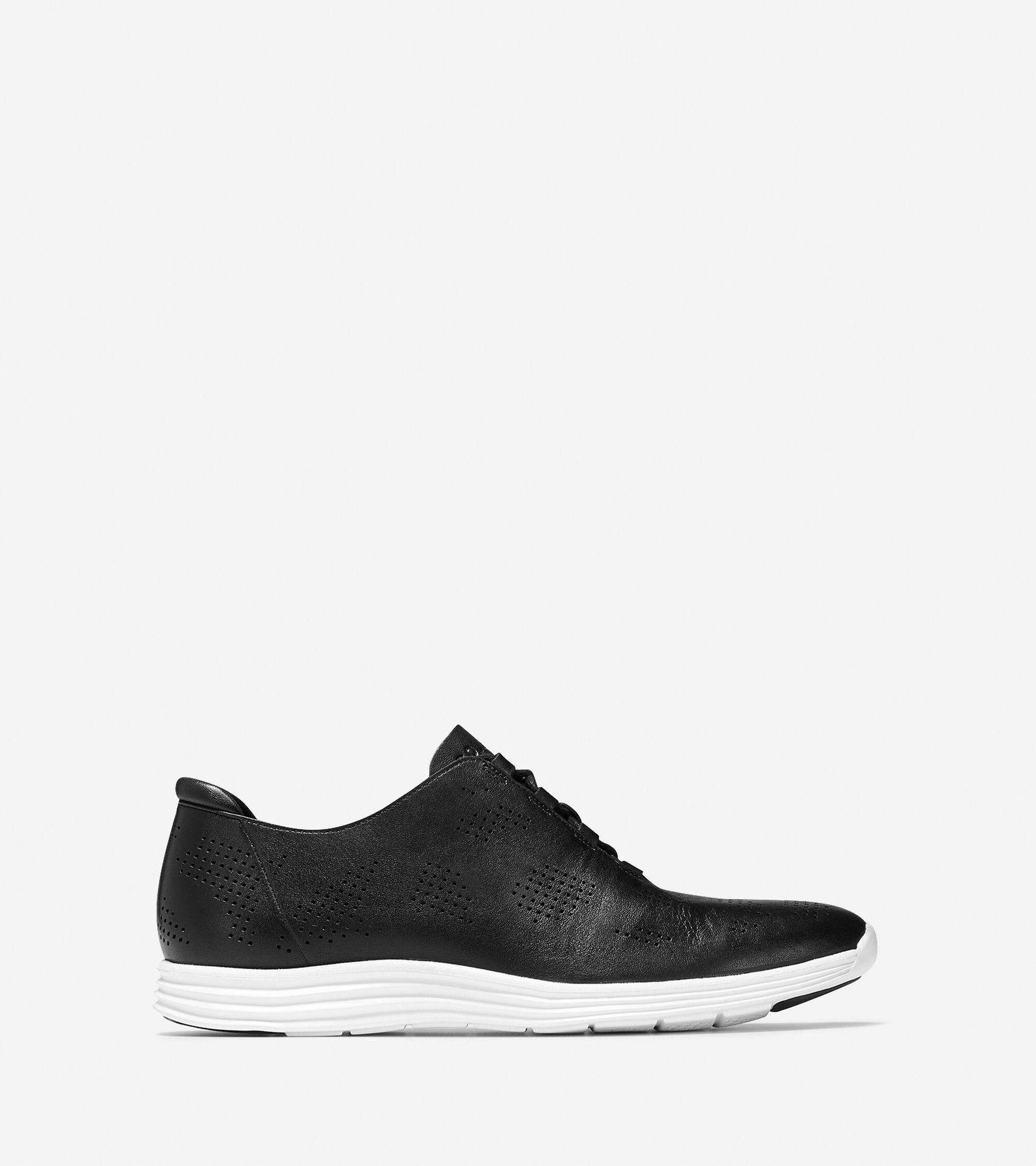 Sneakers > ØriginalGrand Perforated Sneaker