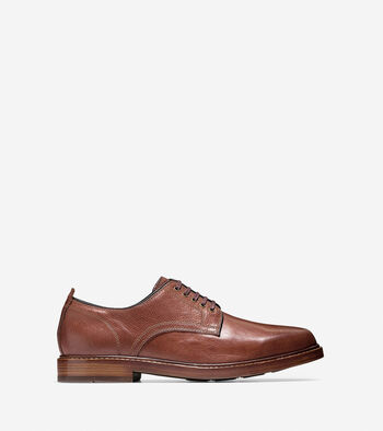 Tyler Grand Plain Toe Oxford