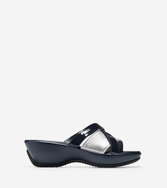 Sandals > Margate Slide Sandal (55mm)