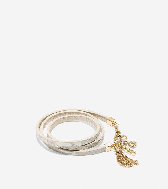 Accessories > Triple Wrap Snake Bracelet