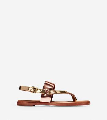 Anica Thong Sandal