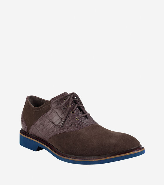 Shoes > Franklin Saddle Oxford