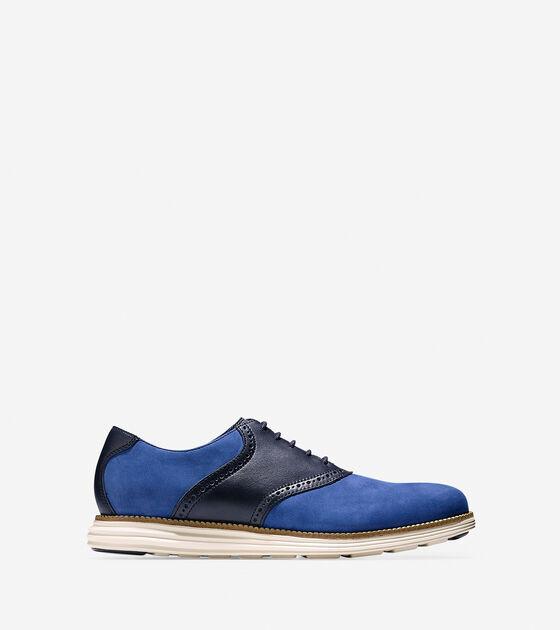 Shoes > Men's ØriginalGrand Saddle Oxford