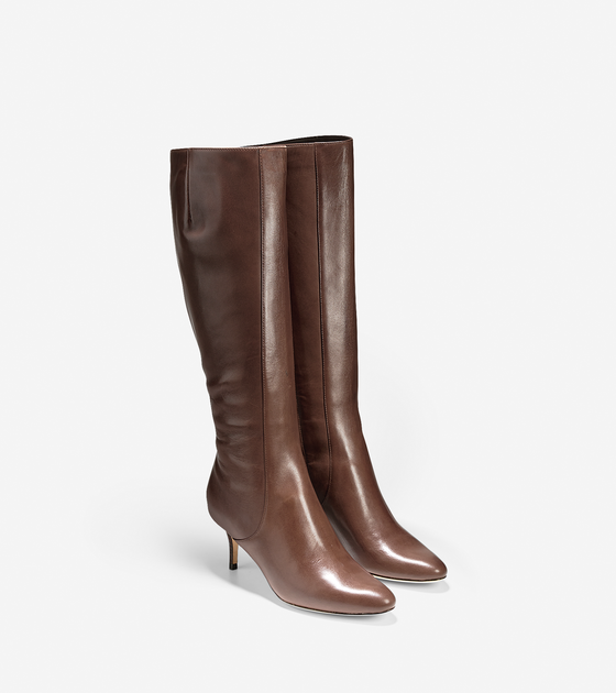 Carlyle Dress Boot (65mm) - Extended Calf