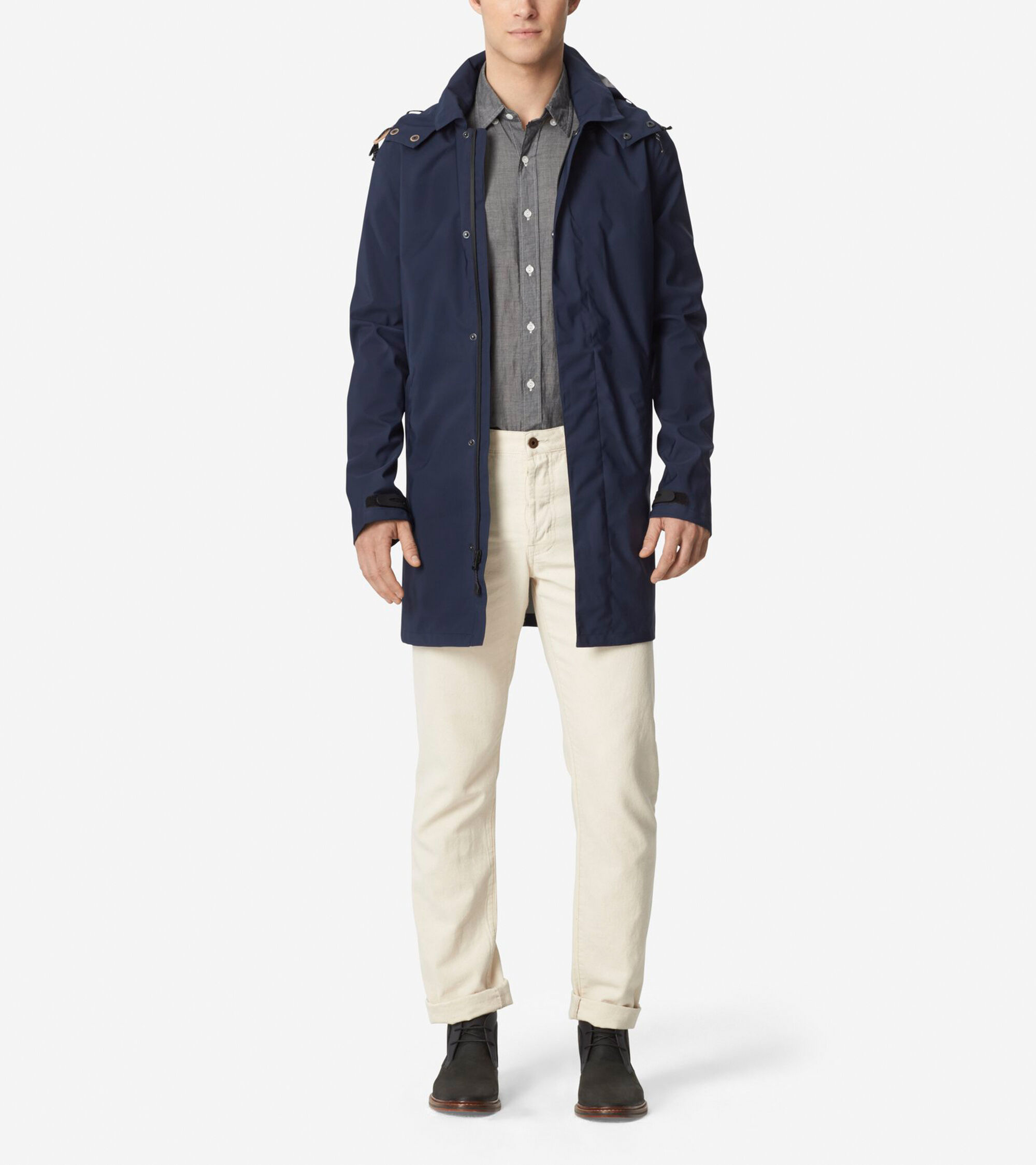 Outerwear > Grand Central Topper