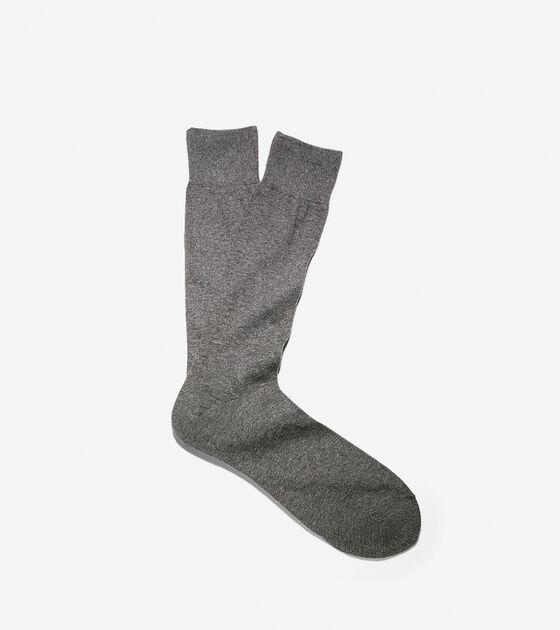 Socks > Dress Flat Knit Socks