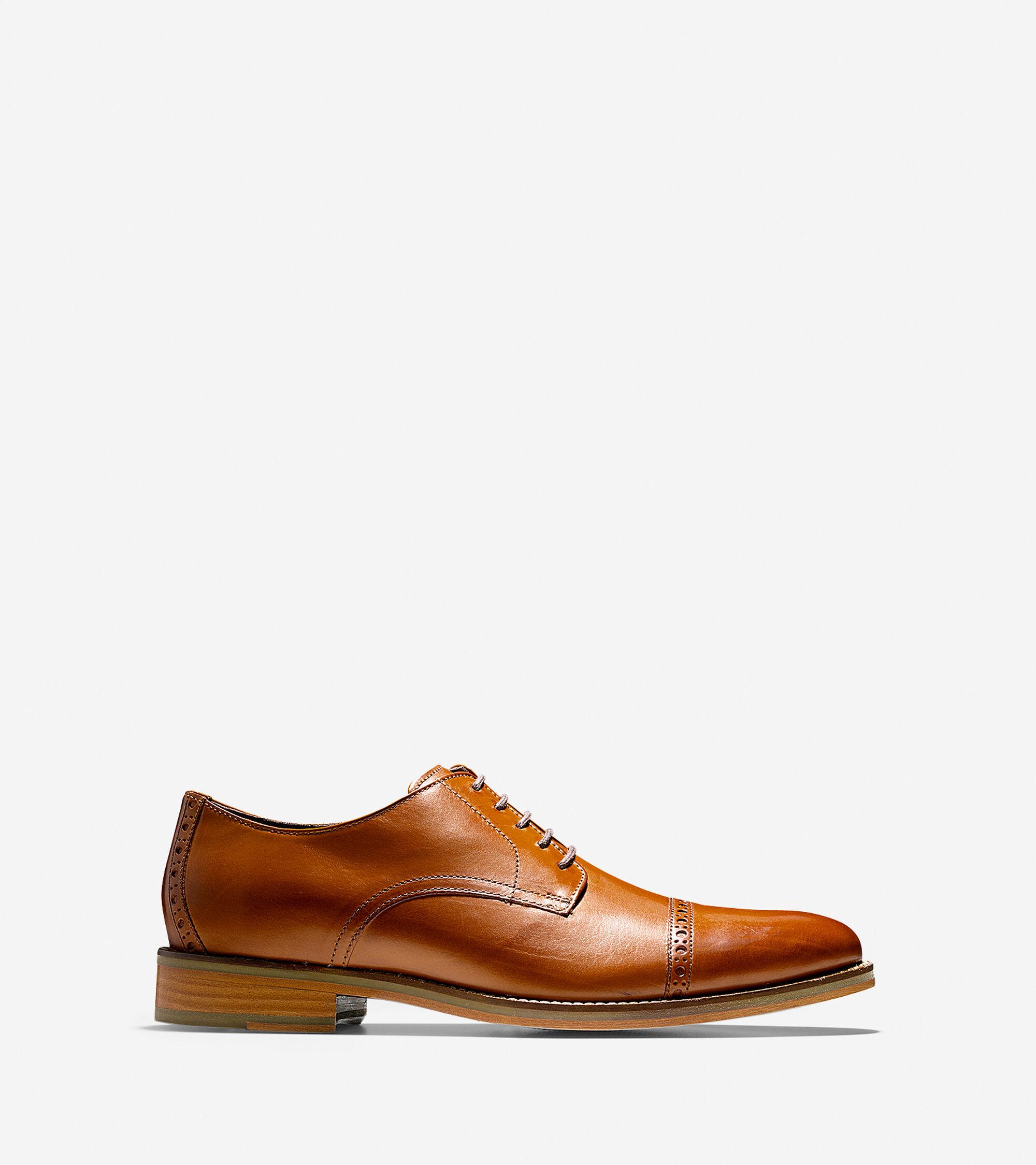 Oxfords & Monks > Preston Cap Toe Oxford