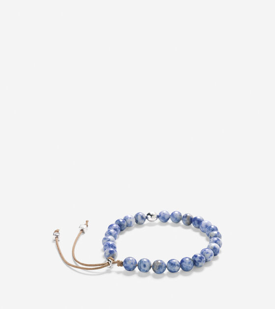 8mm Bead Bracelet With Cole Haan Bead Closure