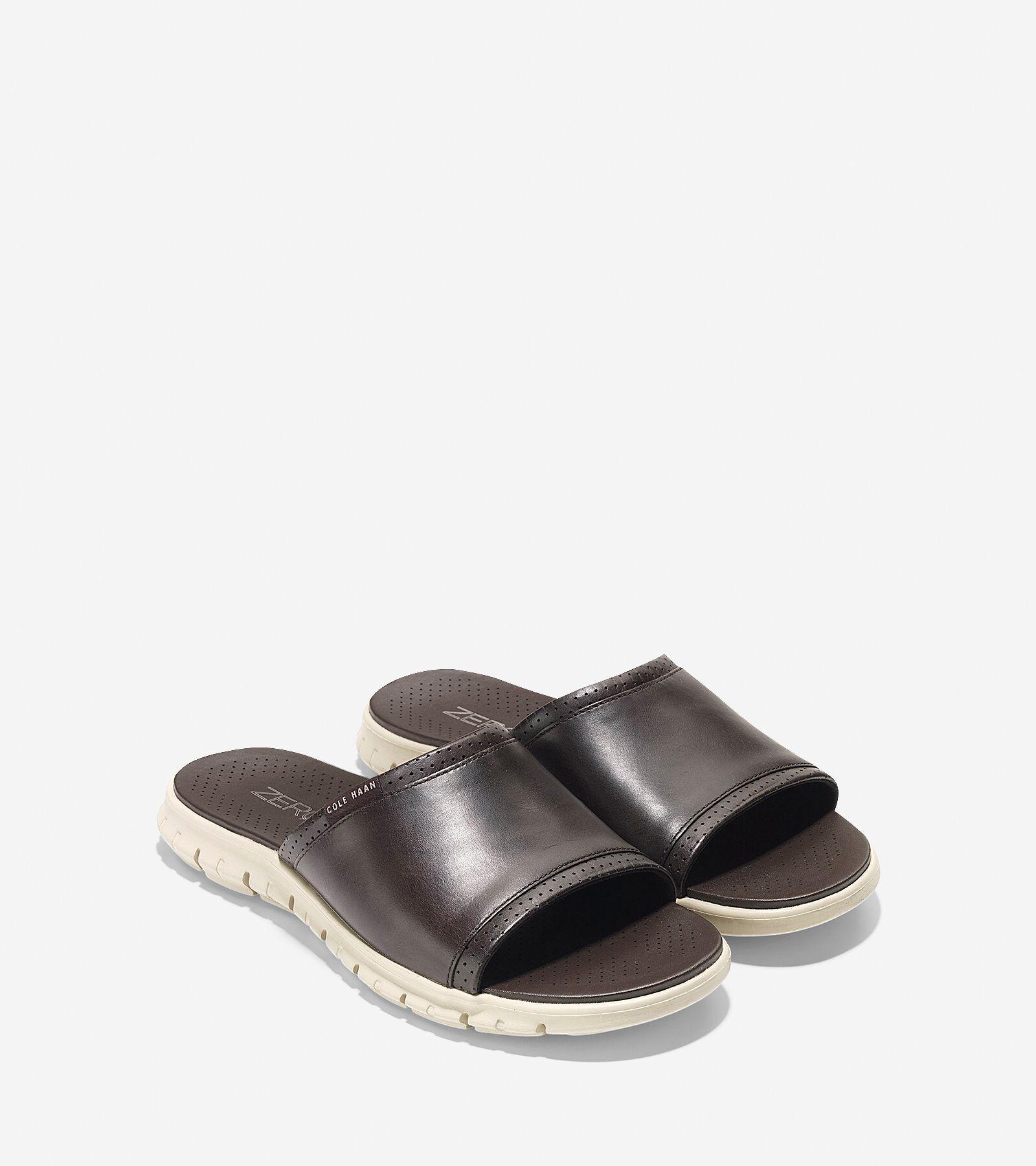 ... Men's ZERØGRAND Slide Sandal · Men's ZERØGRAND Slide Sandal. #colehaan