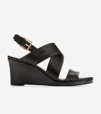 Penelope Wedge Sandal (70mm)