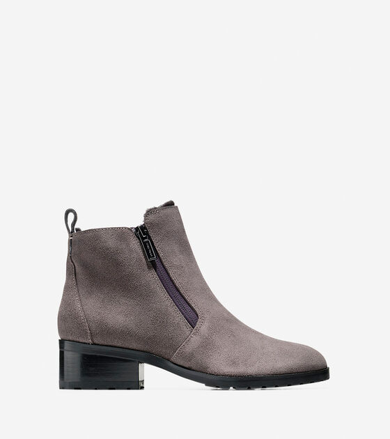 Shoes > Oak Waterproof Shearling Bootie (40mm)
