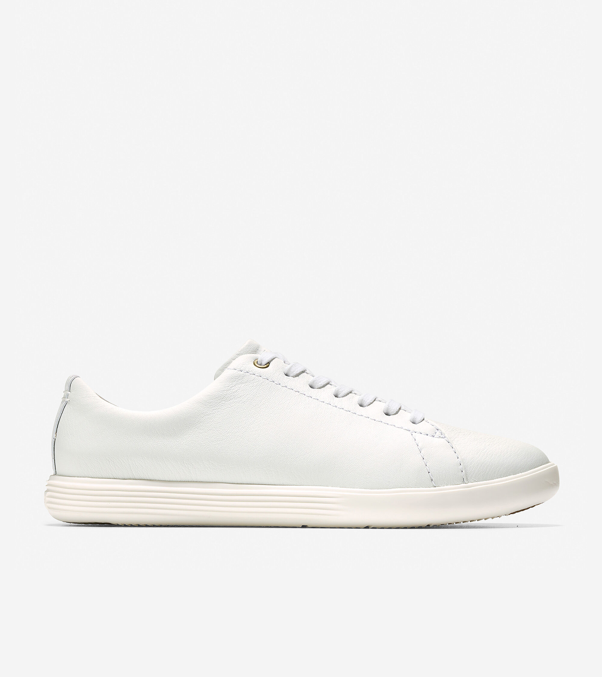 Cole Haan Grand Crosscourt II Sneaker WOMEN WHITE LEATHER