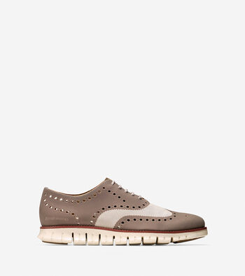 Men's ZERØGRAND No Stitch Oxford