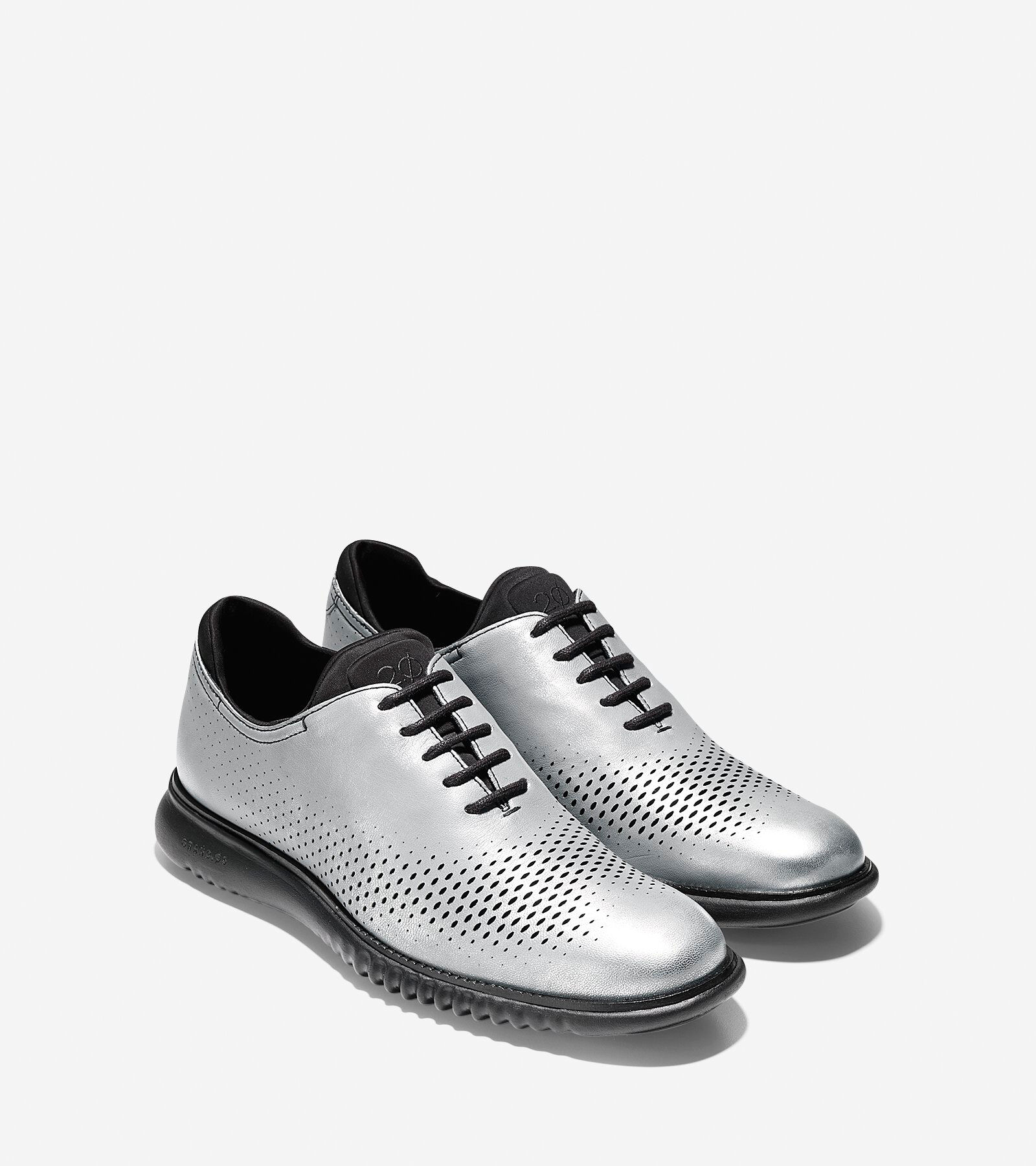 ZERØGRAND Laser Wingtip Oxford; Men's 2.ZERØGRAND Laser Wingtip Oxford ...