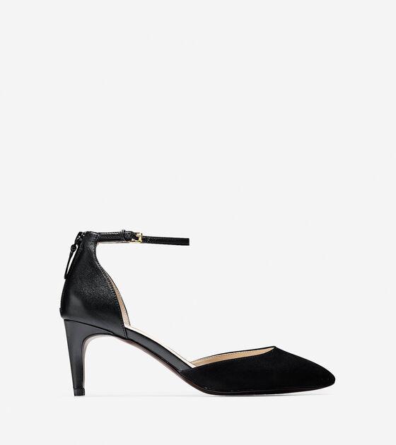 Shoes > Abigail Grand Ankle Strap Pump (65mm)