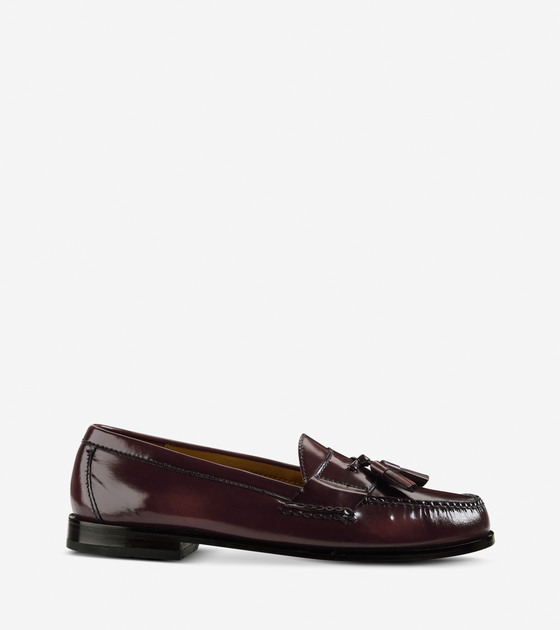 Shoes > Pinch Tassel Loafer