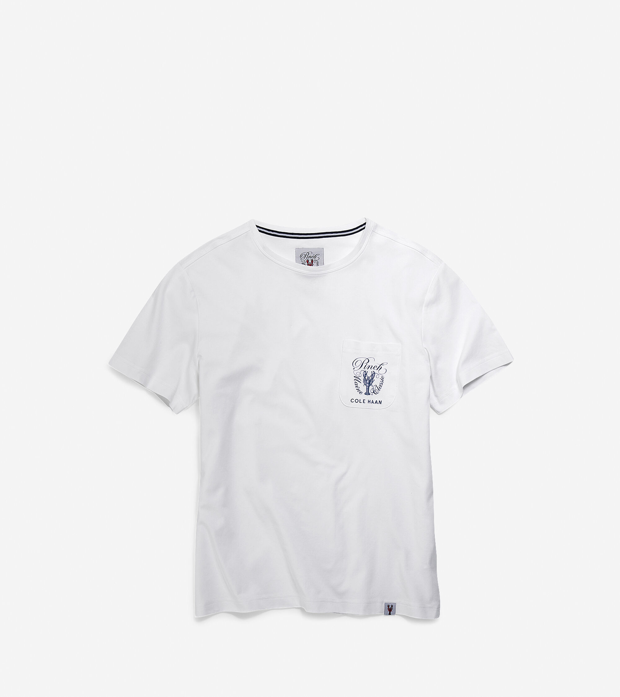 Apparel > Men's Pinch One Pocket Tee