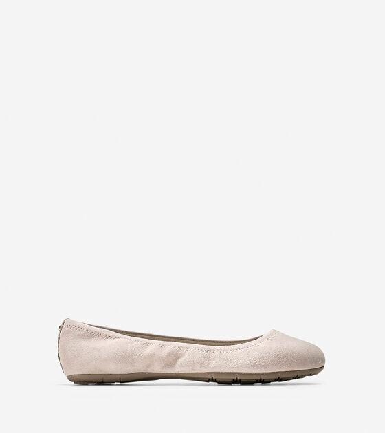 Ballet Flats & Wedges > Women's ZERØGRAND Ballet Flat