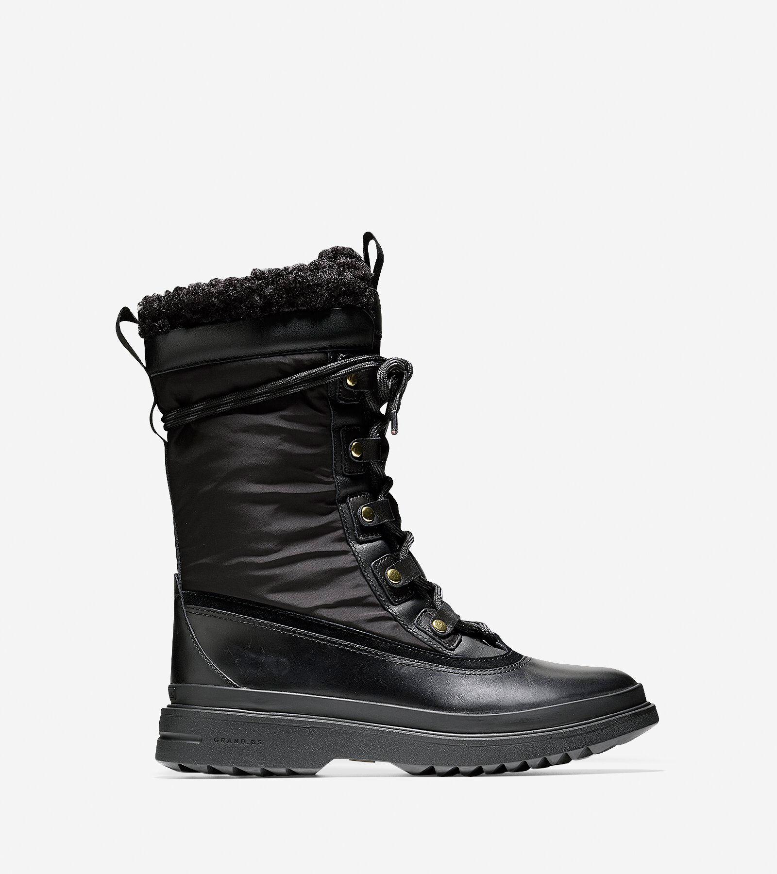Millbridge Lace-Up Boot Waterproof Cole Haan uT3yUcw56Z