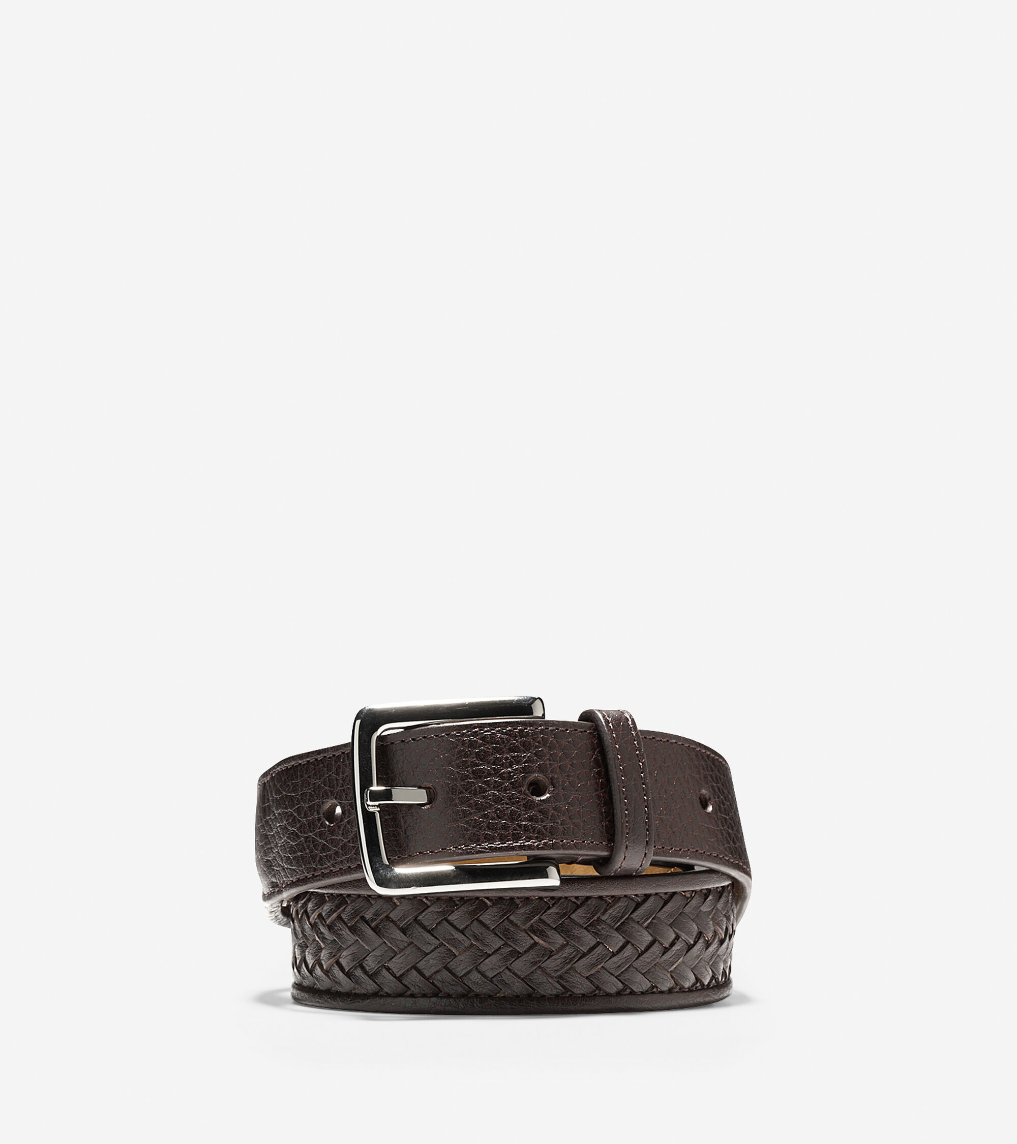 Accessories > 32mm Santa Croce Leather Belt