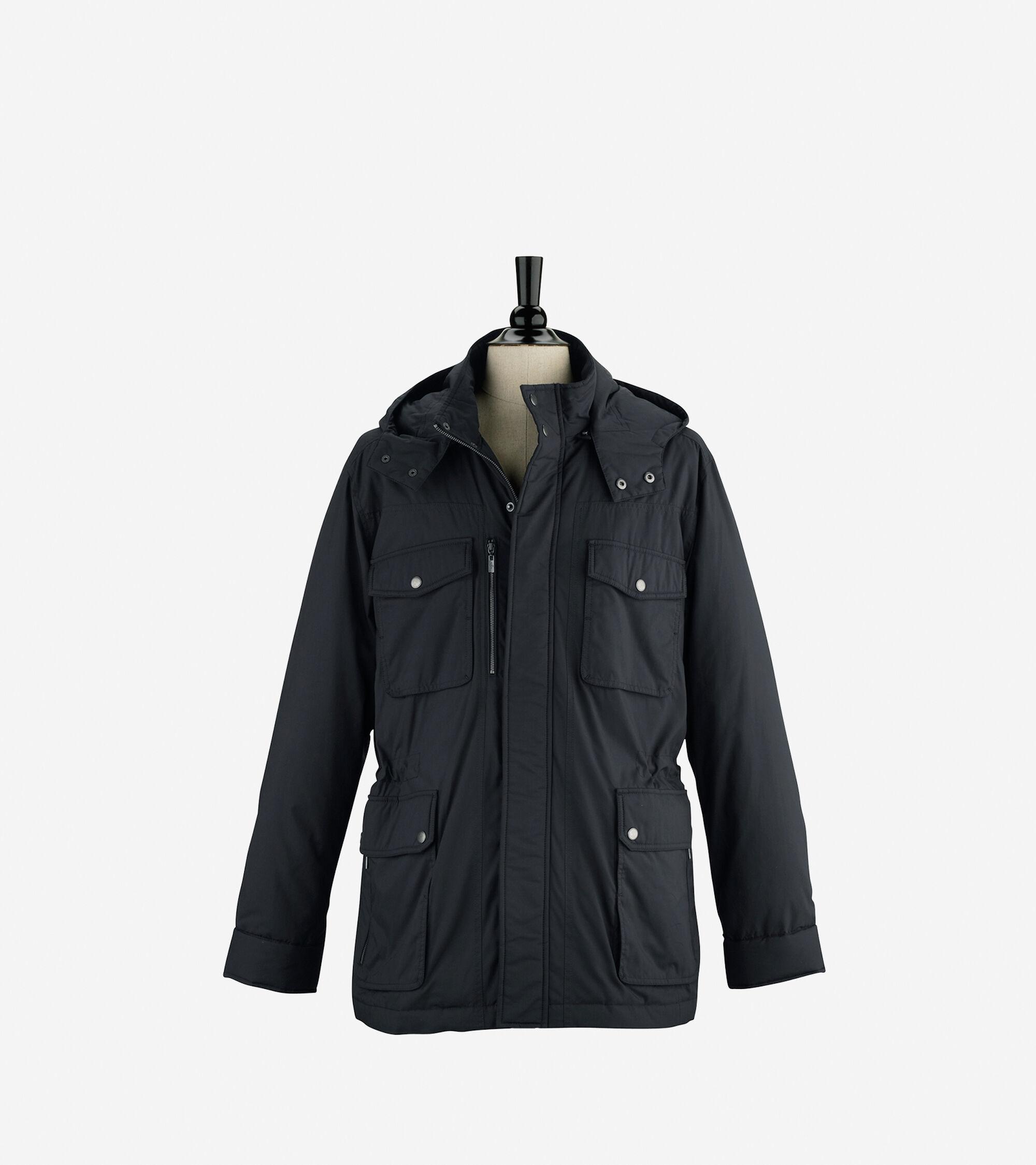 Outerwear > Nylon Parka