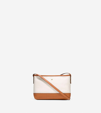 Beckett Top Zip Crossbody