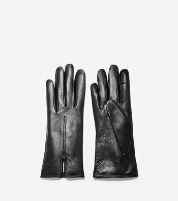Deerskin Single Point Gloves
